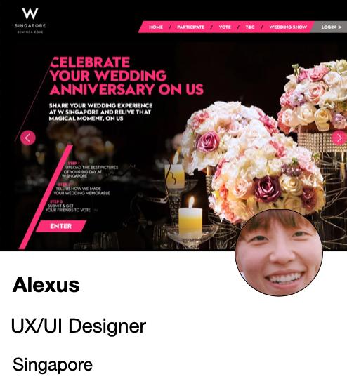 Alexus - UX_UI