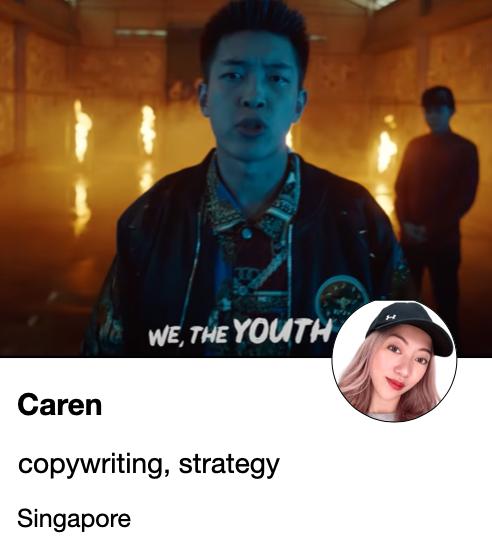 Caren - writer