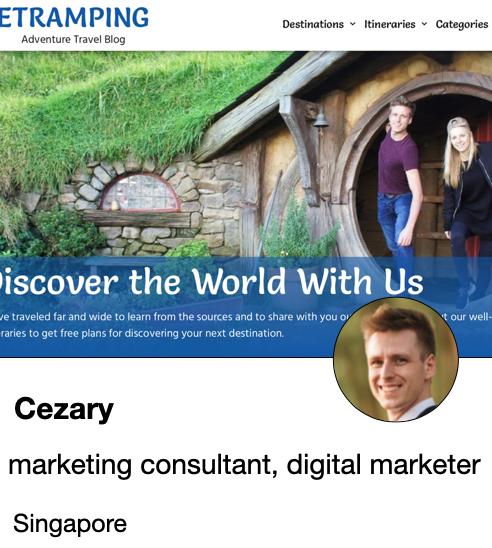 Cezary - Digital Marketers