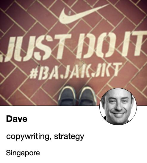 Dave - writer