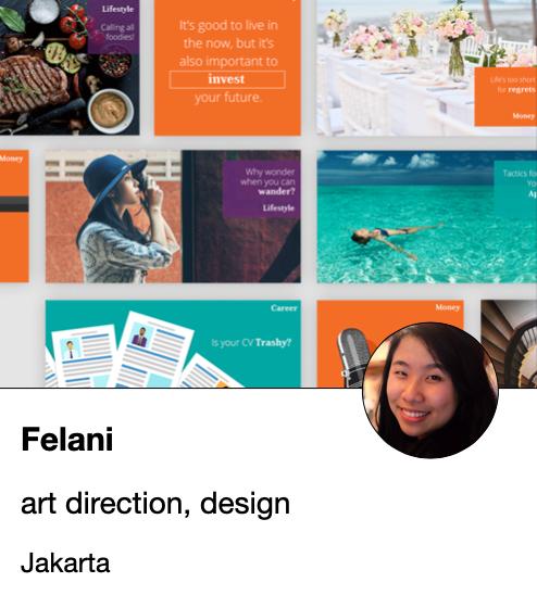 Felani - art director