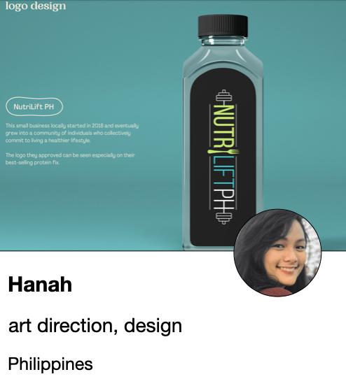 Hanah - designer