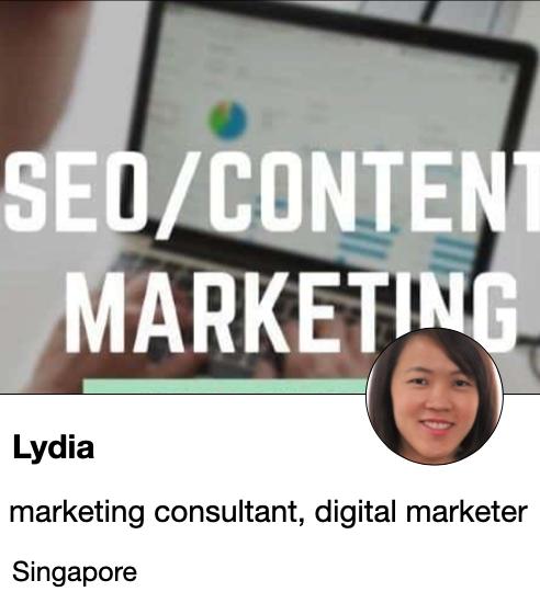 Lydia - Digital Marketers