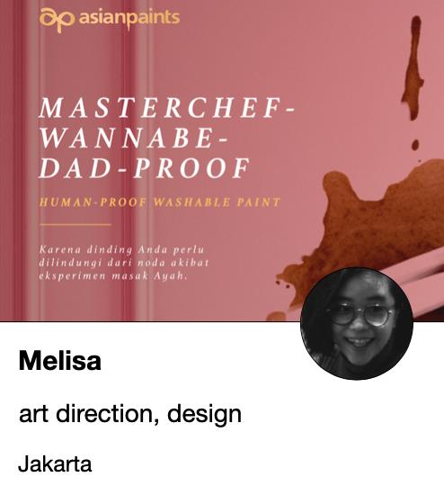 Melisa - designer