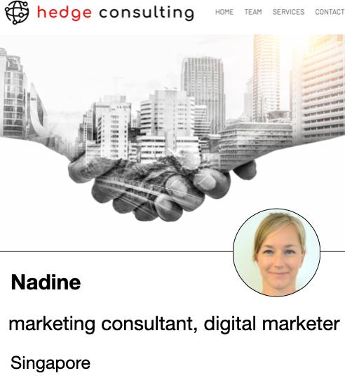 Nadine - Digital Marketers