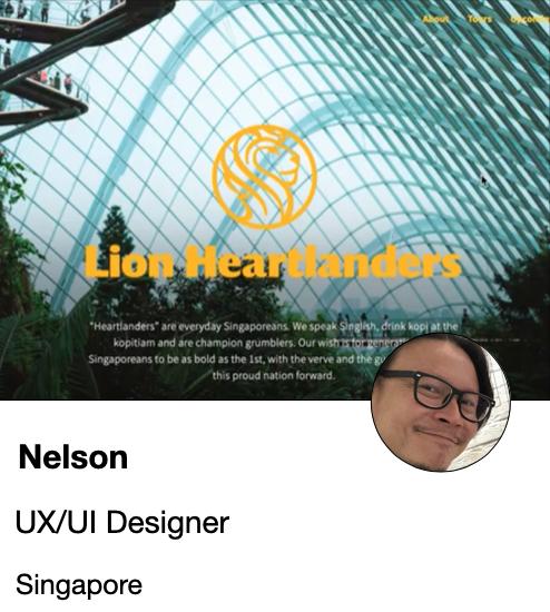 Nelson - UX_UI