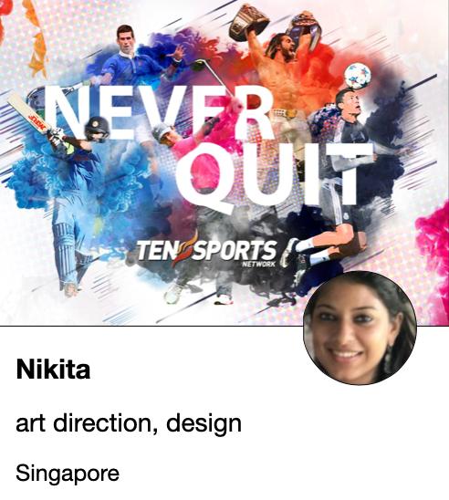 Nikita - designer