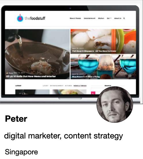 Peter - Digital Marketers