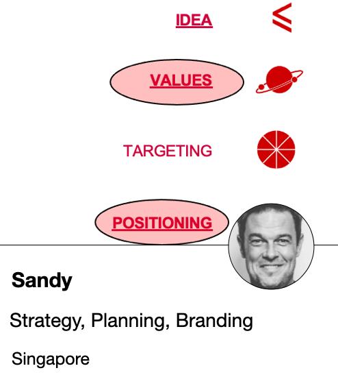 Sandy - Strategist