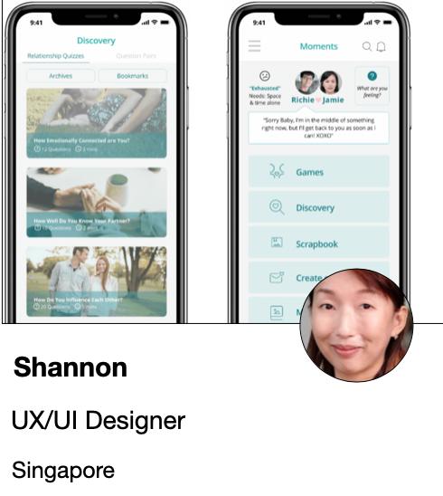 Shannon - UX_UI