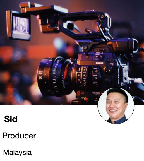 Sid - producer