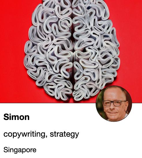 Simon - writer